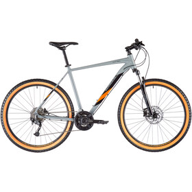 "Serious Eight Ball 27,5"" Disc, grey /orange"